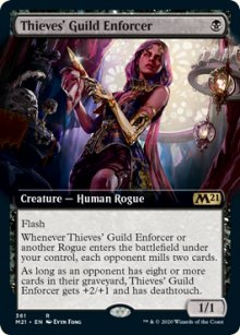 Thieves' Guild Enforcer 2 - Core Set 2021