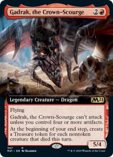 Gadrak, the Crown-Scourge 2 - Core Set 2021