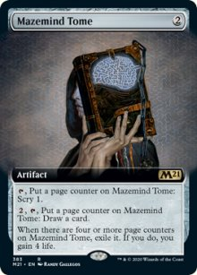 Mazemind Tome 2 - Core Set 2021