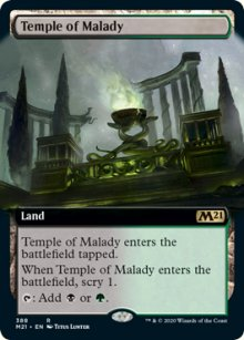 Temple of Malady 2 - Core Set 2021