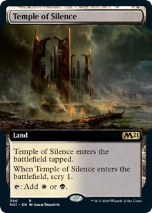 Temple of Silence 2 - Core Set 2021