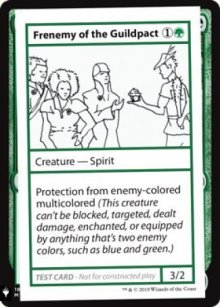 Frenemy of the Guildpact - Mystery Booster