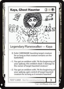 Kaya, Ghost Haunter - Mystery Booster