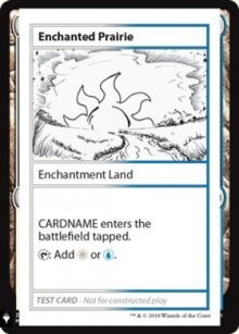 Enchanted Prairie - Mystery Booster