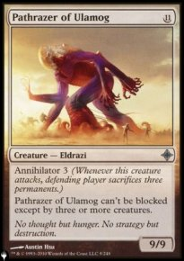 Pathrazer of Ulamog - Mystery Booster