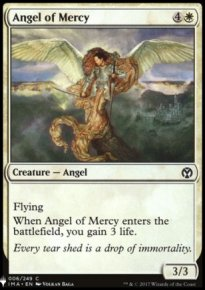 Angel of Mercy - Mystery Booster