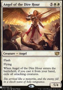 Angel of the Dire Hour - Mystery Booster