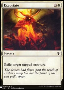 Excoriate - Mystery Booster