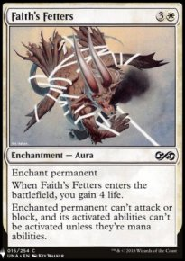Faith's Fetters - Mystery Booster