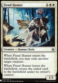 Fiend Hunter - Mystery Booster