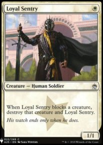 Loyal Sentry - Mystery Booster