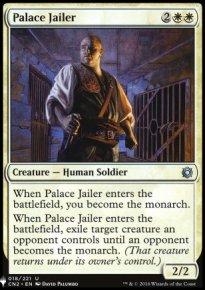 Palace Jailer - Mystery Booster