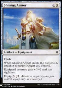 Shining Armor - Mystery Booster