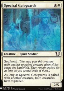 Spectral Gateguards - Mystery Booster
