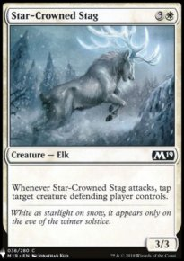 Star-Crowned Stag - Mystery Booster