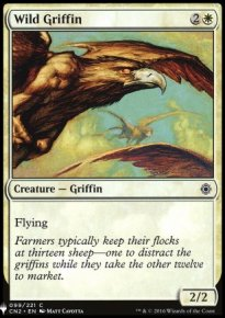 Wild Griffin - Mystery Booster