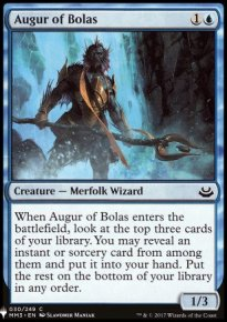 Augur of Bolas - Mystery Booster