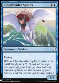 Cloudreader Sphinx - Mystery Booster
