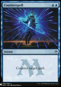 Counterspell - Mystery Booster