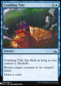 Crashing Tide - Mystery Booster