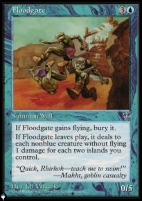 Floodgate - Mystery Booster