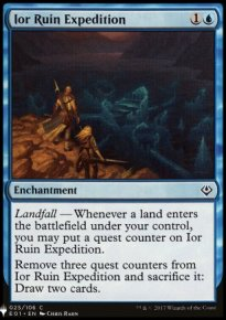 Ior Ruin Expedition - Mystery Booster