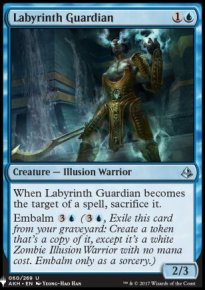 Labyrinth Guardian - Mystery Booster