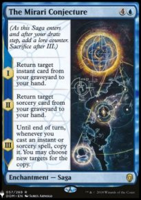 The Mirari Conjecture - Mystery Booster
