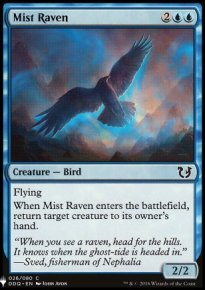 Mist Raven - Mystery Booster