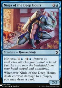 Ninja of the Deep Hours - Mystery Booster
