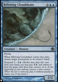 Riftwing Cloudskate - Mystery Booster