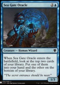 Sea Gate Oracle - Mystery Booster