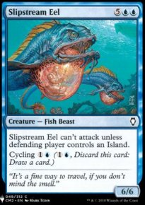 Slipstream Eel - Mystery Booster