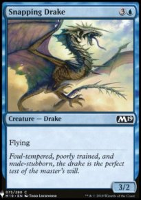 Snapping Drake - Mystery Booster
