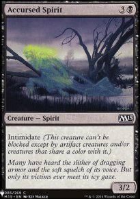 Accursed Spirit - Mystery Booster