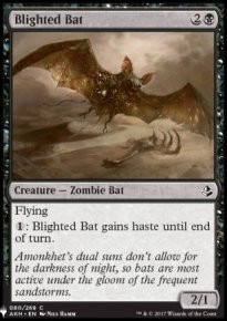 Blighted Bat - Mystery Booster