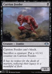 Carrion Feeder - Mystery Booster
