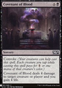 Covenant of Blood - Mystery Booster