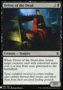 Driver of the Dead - Mystery Booster