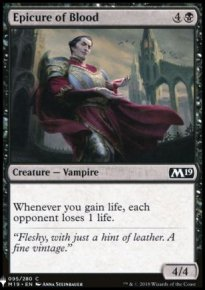 Epicure of Blood - Mystery Booster
