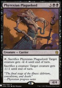 Phyrexian Plaguelord - Mystery Booster