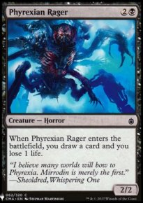 Phyrexian Rager - Mystery Booster