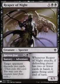 Reaper of Night - Mystery Booster