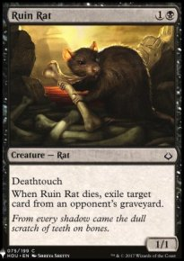 Ruin Rat - Mystery Booster