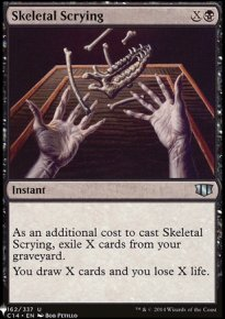 Skeletal Scrying - Mystery Booster