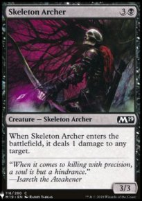 Skeleton Archer - Mystery Booster