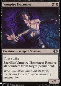 Vampire Hexmage - Mystery Booster