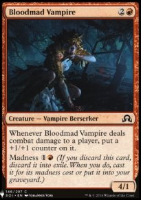 Bloodmad Vampire - Mystery Booster
