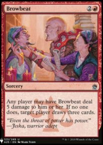 Browbeat - Mystery Booster