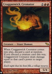 Cragganwick Cremator - Mystery Booster